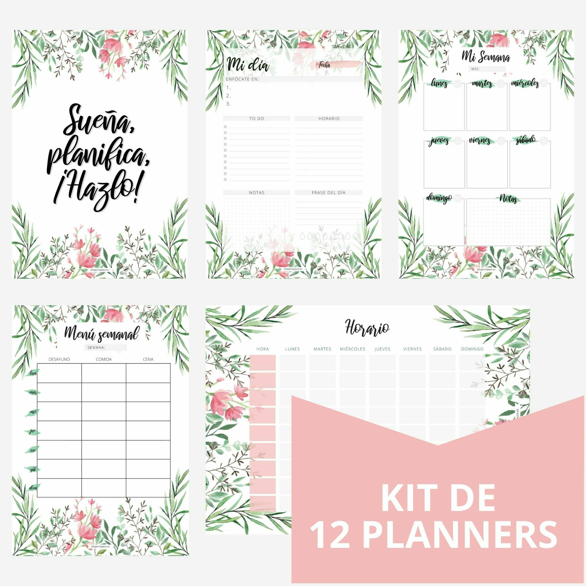 kit planners